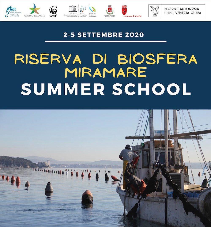 Summer School Area Marina Protetta Miramare